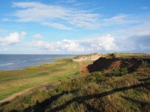 Wattenmeer Abbruchkante